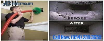 Lock Up the Dust Entry from Air Duct Cleaning Pembroke Pines