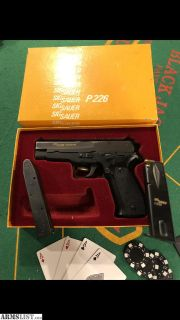 For Trade: Sig P226 and Glock 32