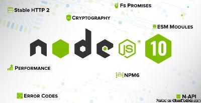 Node.js 10.0 Fills Some Gaps, Polishes A Few Rough Edges