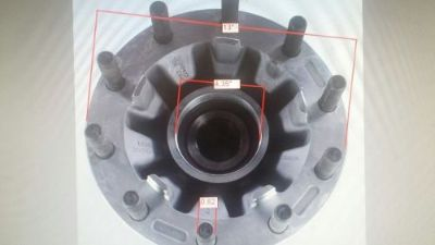 "Purchase Volvo Mack Conmet Wheel Hub 21024248 10020057 ""New"" motorcycle in Toledo, Ohio, United States, for US $295.00"