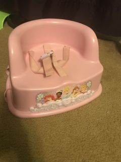 First years princess booster seat
