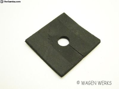 Bus Brake or Clutch Pedal Pad Type 2 1960 to 1979