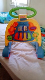 Good condition Fisher- price toddler walker and activities toy