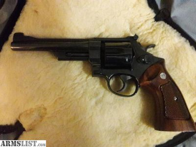 For Sale: SMITH & WESSON 27-2 .357 MAG
