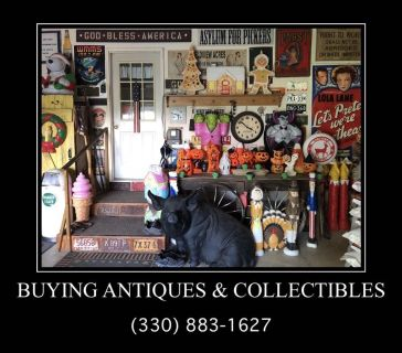 Looking For Antiques & Collectibles
