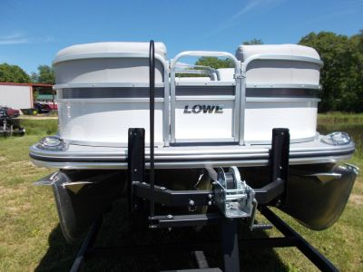2019 Lowe SS230 CL TRIPLE LOG W/ MERCURY 200 4S & TRAILER Pontoon Boats West Plains, MO