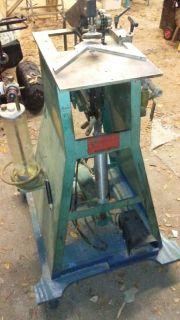 pistorius machine underpinner vnm
