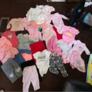 baby girl clothes newborn to 0 to 3 months
