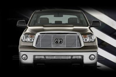 Sell SES Trims TI-CG-226A/B 10-13 Toyota Tundra Billet Grille Bar Grill Chromed motorcycle in Bowie, Maryland, US, for US $357.50