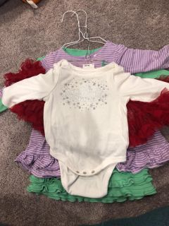 0-3 Month New Outfit