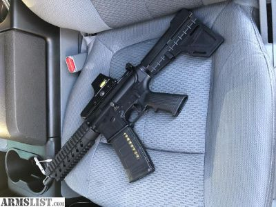 For Sale/Trade: AR-15 Pistol