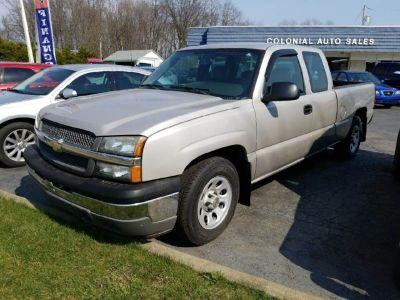 2005 Chevrolet Silverado 1500 Work Truck 4dr Extended Cab Rwd SB