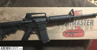 For Sale: Bushmaster XM15