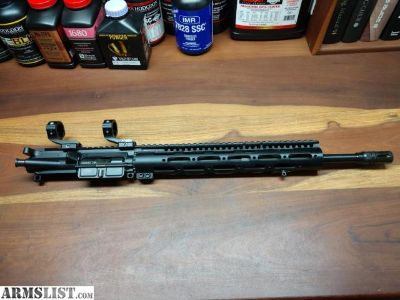For Sale: 300 Blk-out complete AR upper