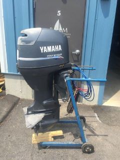 "Purchase 1997 Yamaha F50 50 hp 4-Stroke 20"" Outboard Boat Motor Engine Four Stroke 60 75 motorcycle in Ipswich, Massachusetts, United States, for US $1,999.00"