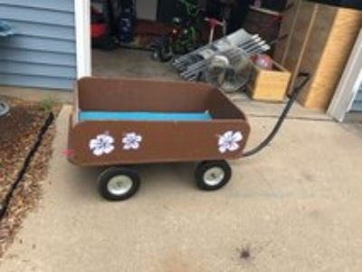 custom made wagon