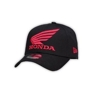 Buy Troy Lee Designs 2016 Honda Wing Mens Flexfit Hat Black/Red motorcycle in Holland, Michigan, United States, for US $30.00