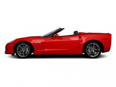 2010 Chevrolet Corvette Z16 Grand Sport (Torch Red)