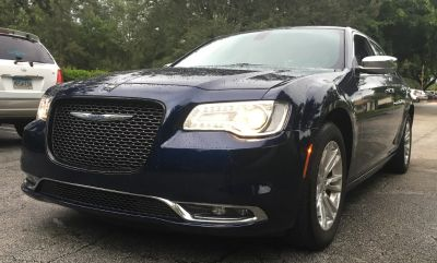 2016 Chrysler 300c with 8k miles