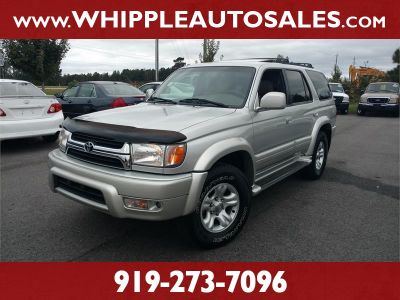 2001 Toyota 4Runner Limited (Silver)
