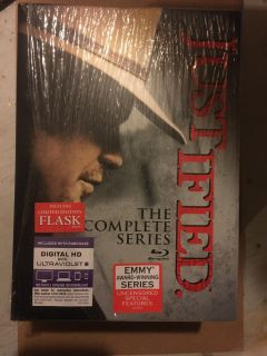 Justified Collector s Edition