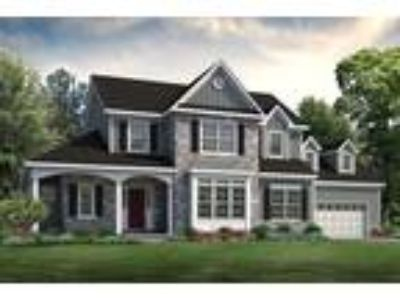 The Arlington Country by Tuskes Homes: Plan to be Built