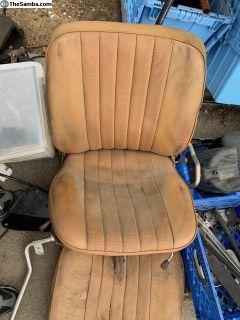 911/912 seat core 1965-67