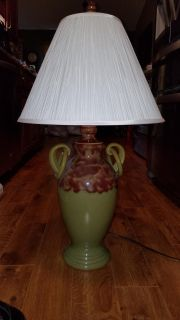 Lamp & Shade, must pickup by Wed. Oct. 24th, ** Free with another purchase.
