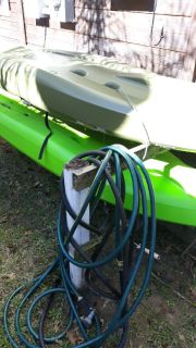Two Brand New Sit On Top Kayaks-10 ft
