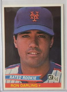 Ron Darling Rookie