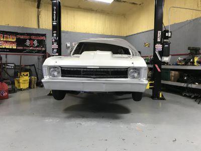 1970 chevy Nova rolling