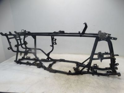 Purchase 2008 Suzuki King Quad 750 ATV Frame Chassis with Original Paperwork motorcycle in West Springfield, Massachusetts, United States, for US $549.99
