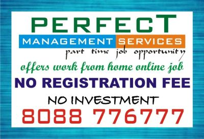 Online Part Time Copy Paste Job Without Investment and Registration Fees
