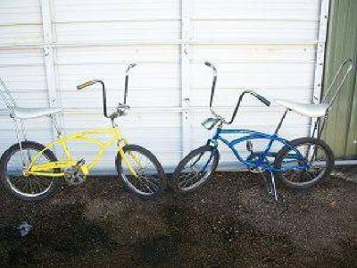 $500 1970 Stingray Bikes (Gulfport, Ms.)