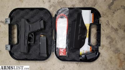 For Sale/Trade: Glock 30S/F with in the waist holster and night sights