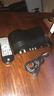 Digital To Analog TV Convert Box