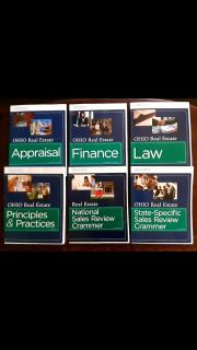Hondros College of Business Ohio Real Estate Books