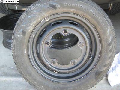 66-67 wheels