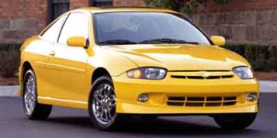 2003 Chevrolet Cavalier LS Sport (Yellow)