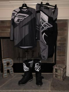 Youth Boys FLY Racing Gear - NWOT