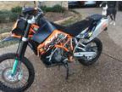 2008 KTM 950SE Erzberg Rodeo Super Enduro Special Limited Edition