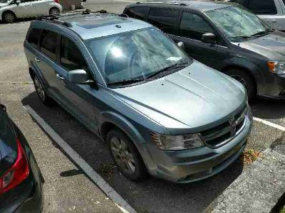 Used 2010 Dodge Journey AWD 4dr