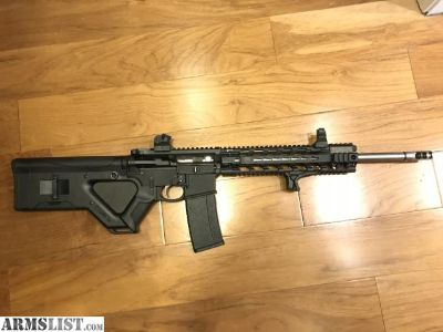 For Sale: Featureless, Piston Driven AR-15