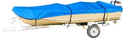 Sell WATERPROOF FISHING BOAT COVER & BAG-COVERS 14-16 (CL-66133) motorcycle in West Bend, Wisconsin, US, for US $87.99