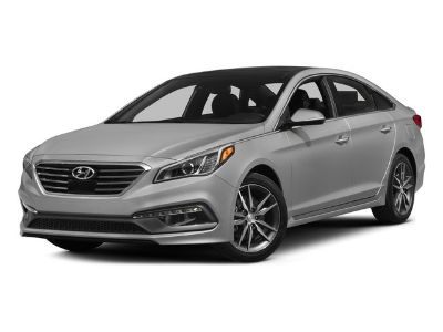 2015 Hyundai Sonata 2.4L Limited (Phantom Black)