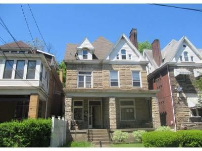 5 Bed 3 Bath Foreclosure Property in Pittsburgh, PA 15221 - S Trenton Ave
