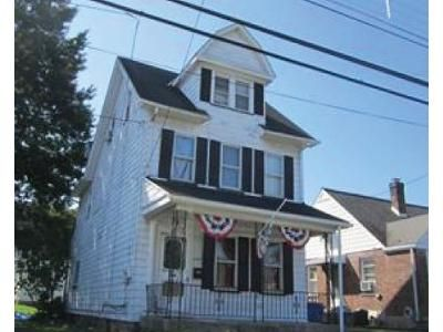 4 Bed 1 Bath Foreclosure Property in Bethlehem, PA 18015 - Sioux St