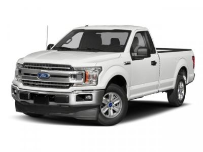 2018 Ford F-150 XL (White)