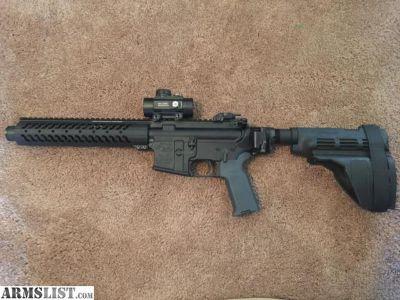 For Sale: 300blk AR pistol