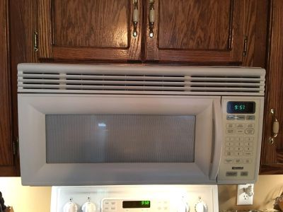 Kenmore Over The Stove Microwave